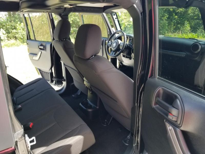 Jeep Wrangler Unlimited 2017 price $33,980