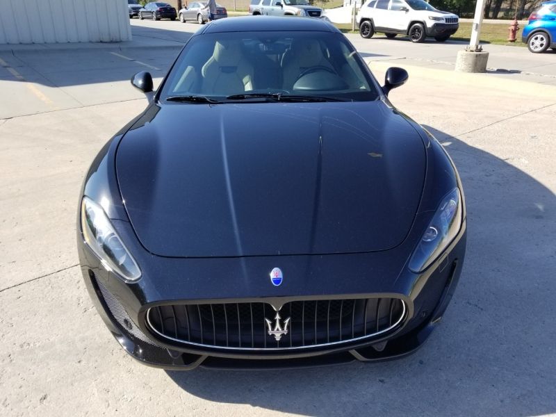 Maserati GranTurismo 2015 price $59,980