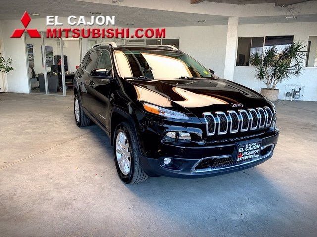 2017 jeep cherokee limited cars - el cajon, ca at geebo