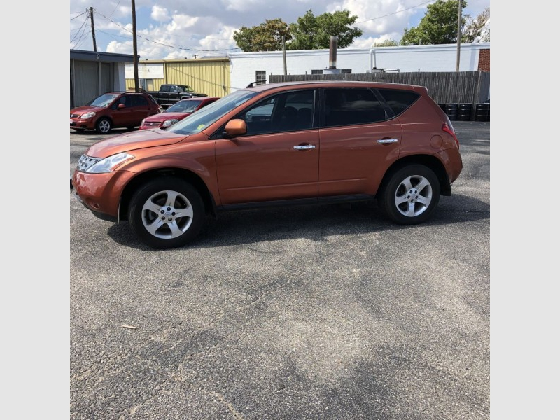 NISSAN MURANO 2004 price Call for Pricing.