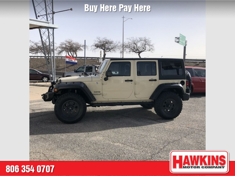 JEEP WRANGLER UNLIMI 2011 price $20,000