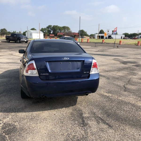 FORD FUSION 2006 price $8,995