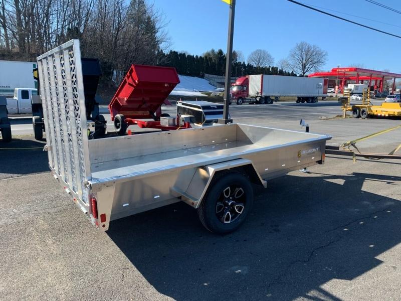 Belmont 6x10 Aluminum Solid Side 2021 price $3,625
