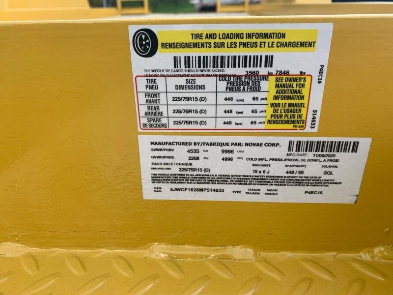 Cam Superline 4EC16 2021 price $4,800