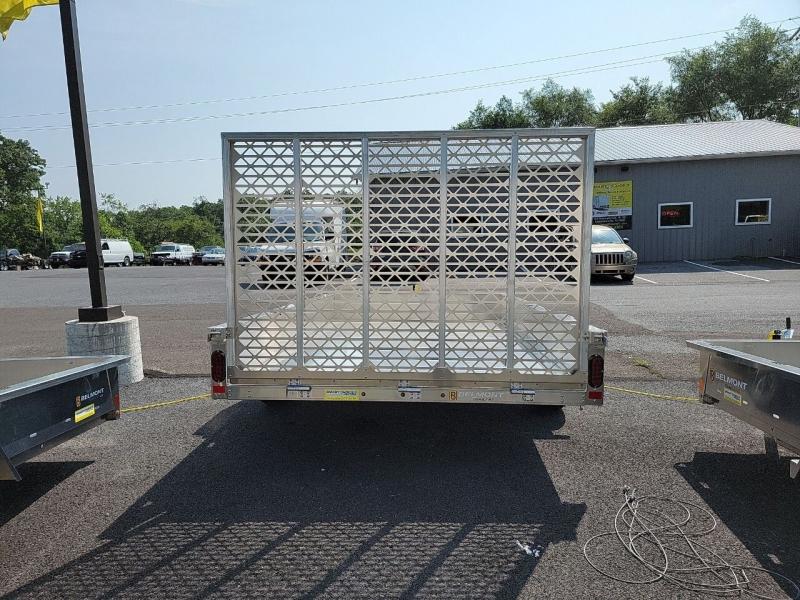 Belmont 7x12 Aluminum Solid Side 2021 price $4,500
