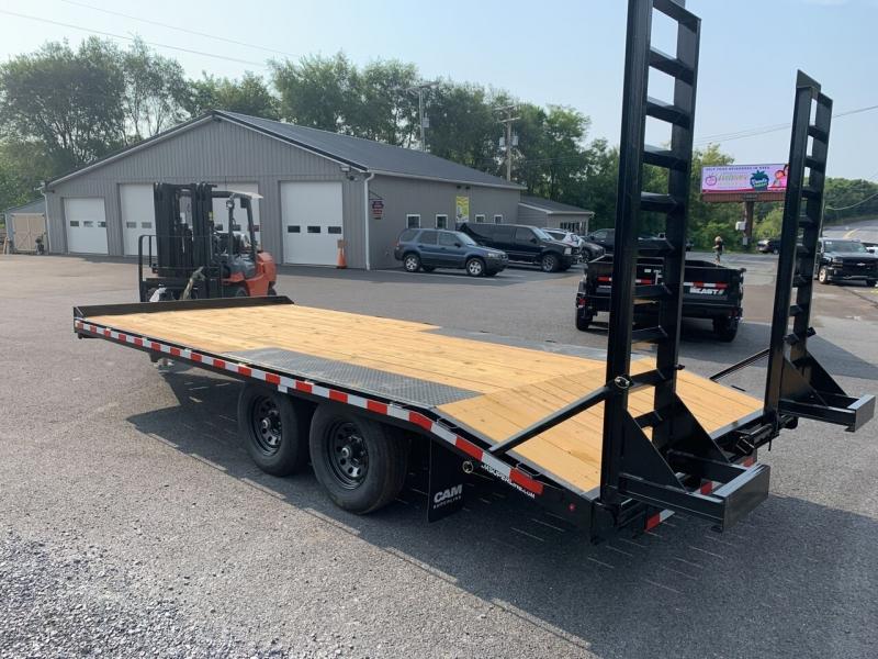 Cam Superline Deckover 18' 2021 price $7,200
