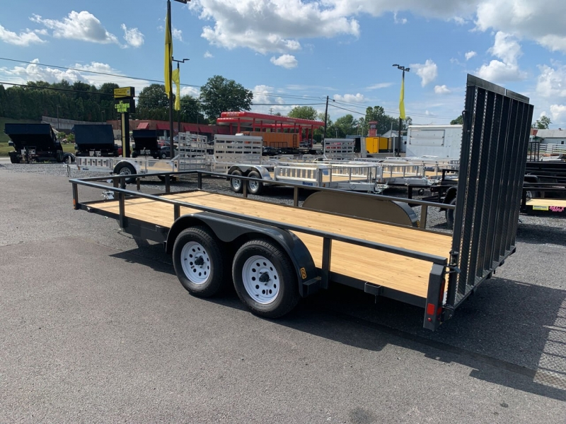 Belmont 7x16 Utility Trailer 2021 price $4,700