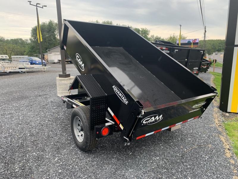 Cam Superline 5x8 Dump Trailer 2021 price $5,300