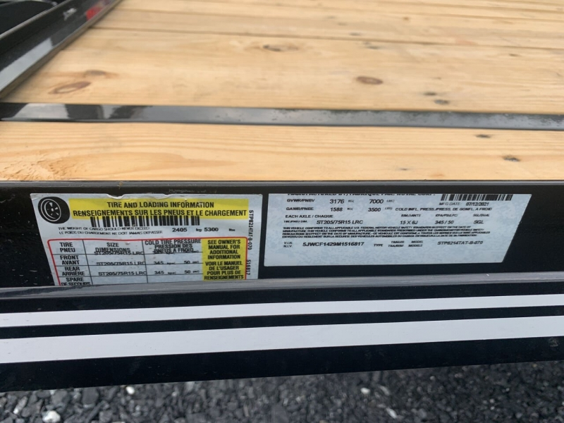 Cam Superline 7x14 Landscape 2021 price $4,500