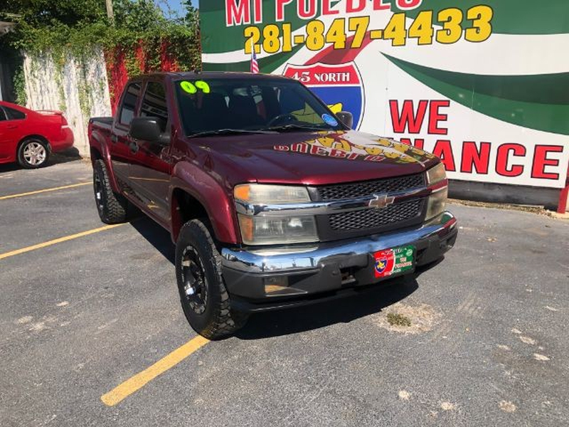 Chevrolet Colorado 2008 price $0