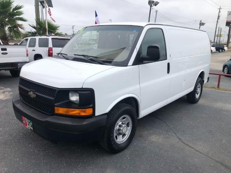 Chevrolet Express 2011 price $0