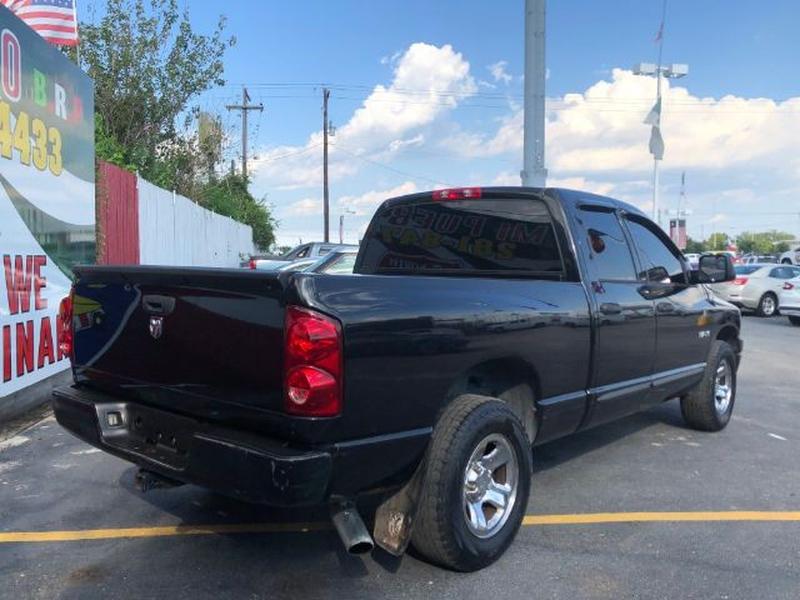 Dodge Ram 1500 2008 price $0