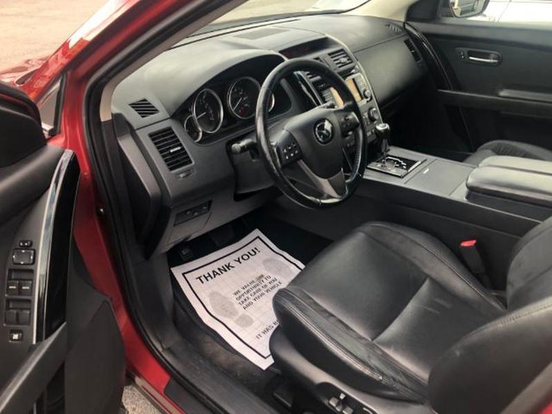 Mazda CX-9 2013 price $0