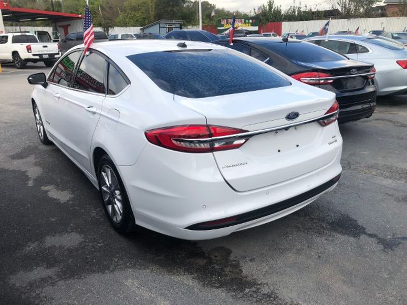 Ford Fusion Hybrid 2017 price $0