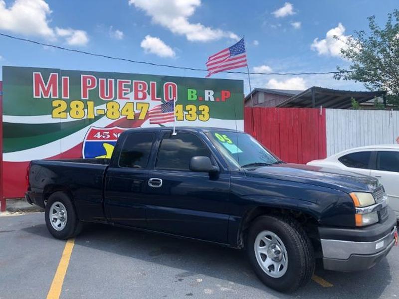 Chevrolet Silverado 1500 2005 price $0
