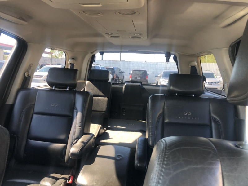 Infiniti QX56 2006 price Call for Pricing.