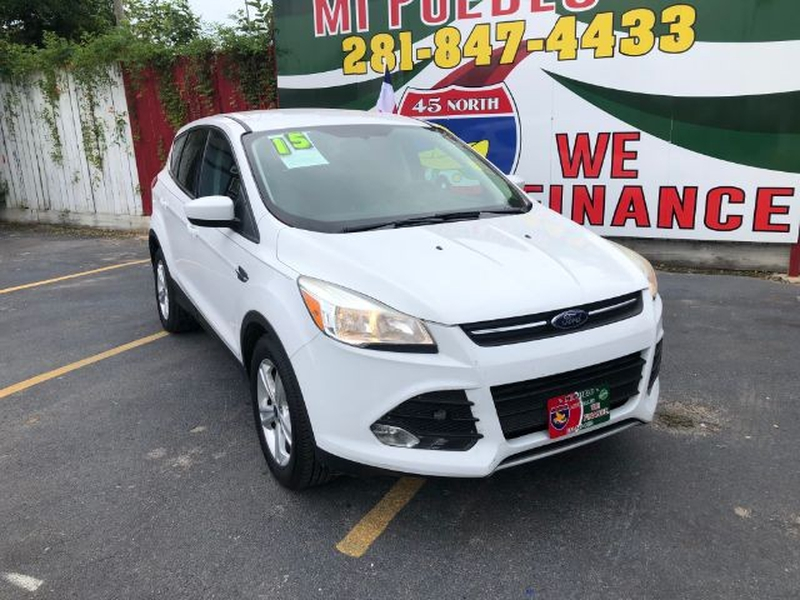 Ford Escape 2015 price $0