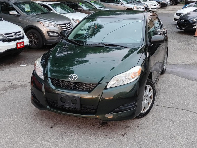 Toyota Matrix 2011 price $8,133