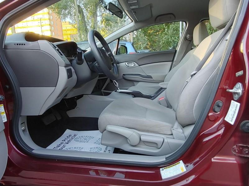 Honda Civic Sdn 2012 price $7,533