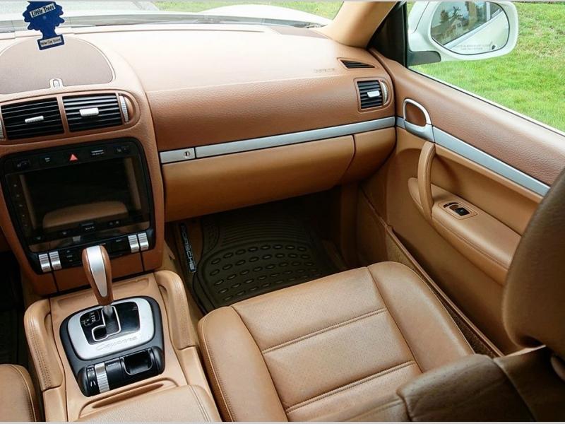 Porsche Cayenne 2008 price $12,500