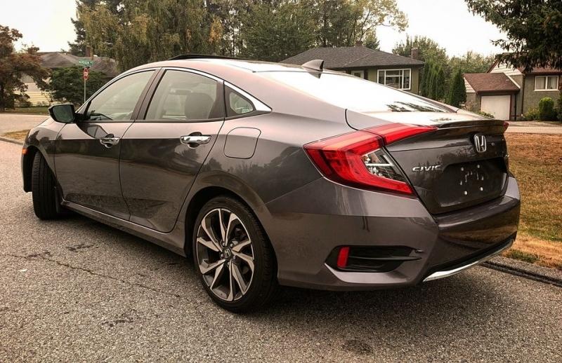Honda Civic Sedan 2020 price $21,500