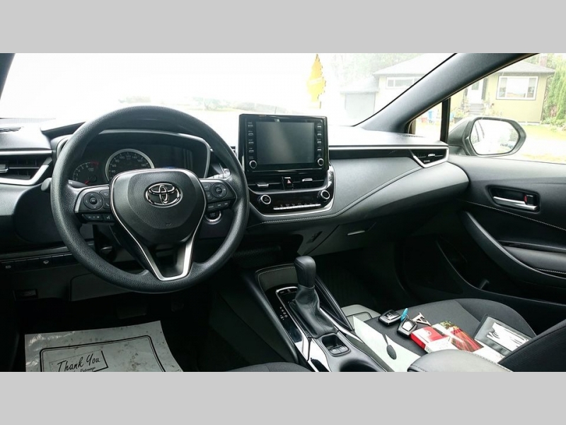 Toyota Corolla Hatchback 2019 price $15,500
