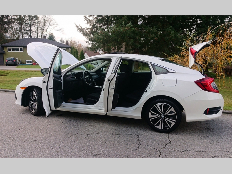 Honda Civic Sedan 2018 price $15,800
