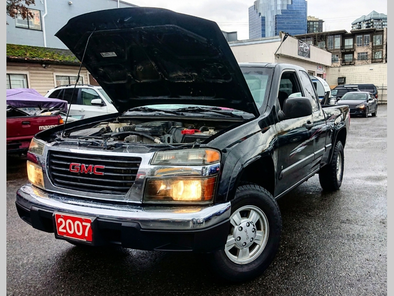 GMC Canyon 2007 price $5,700