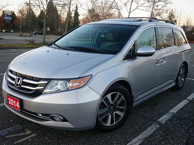 Honda Odyssey 2014 price $22,500