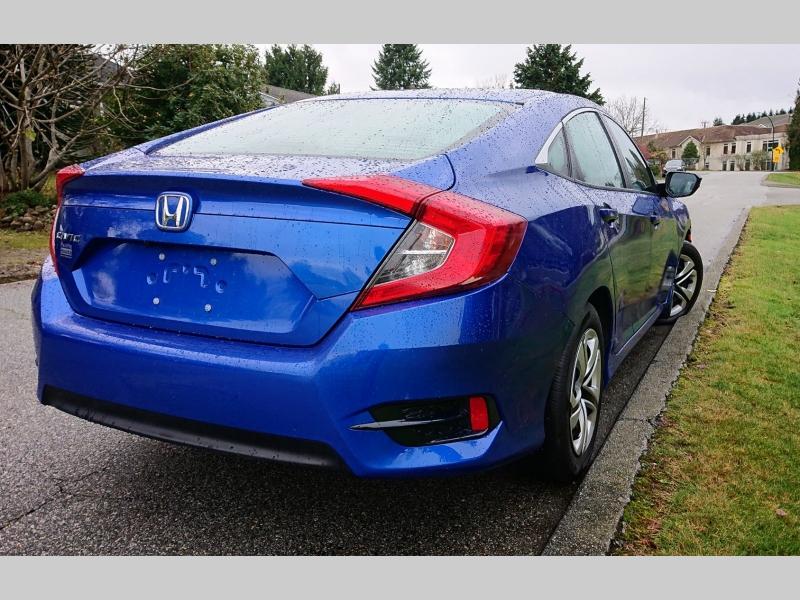 Honda Civic Sedan 2018 price $13,500