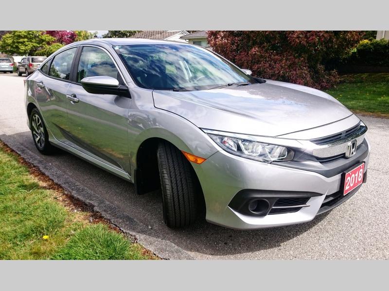 Honda Civic Sedan 2018 price $16,500
