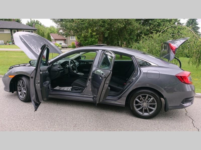Honda Civic Sedan 2020 price $18,999