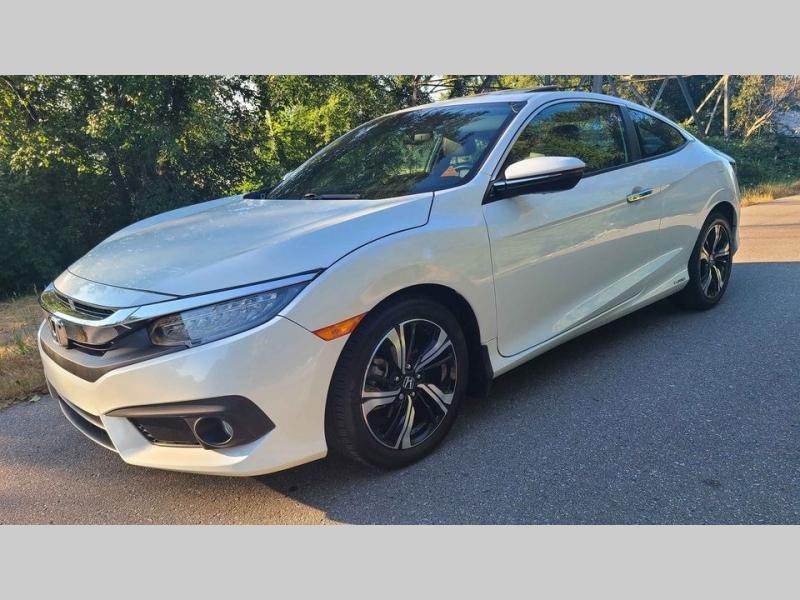 Honda Civic Coupe 2018 price $18,000