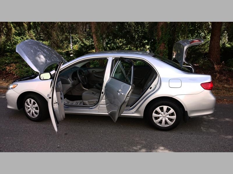Toyota Corolla 2009 price $7,000