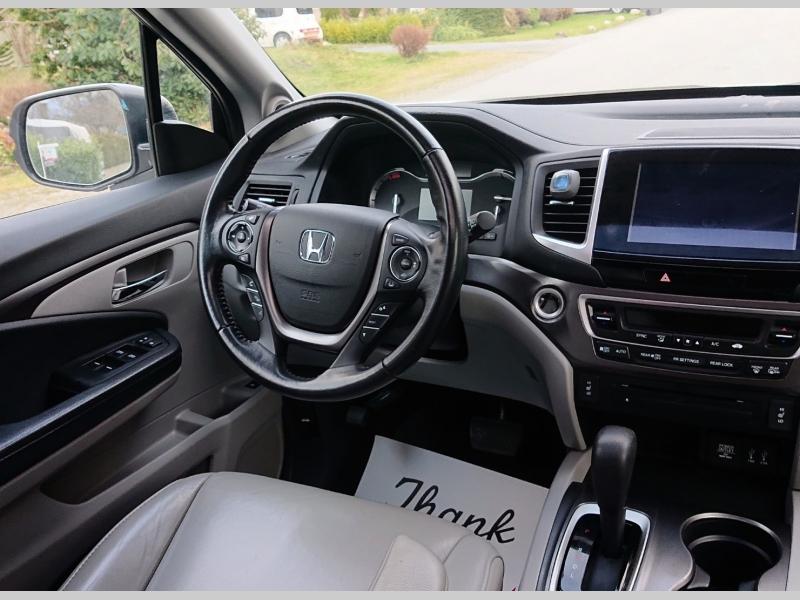 Honda Pilot 2016 price $24,500