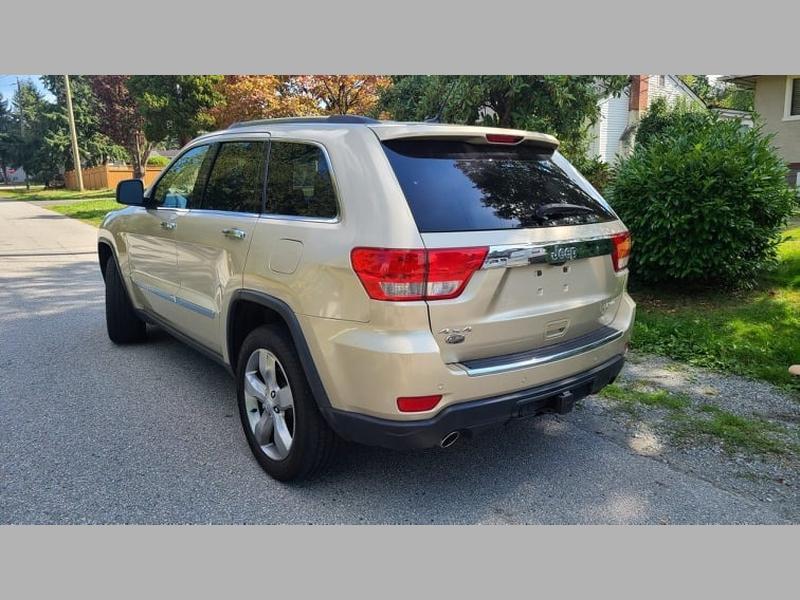 Jeep Grand Cherokee 2011 price $18,500