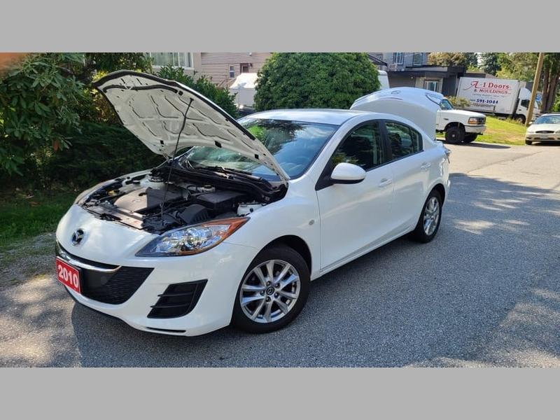 Mazda Mazda3 2010 price $7,200