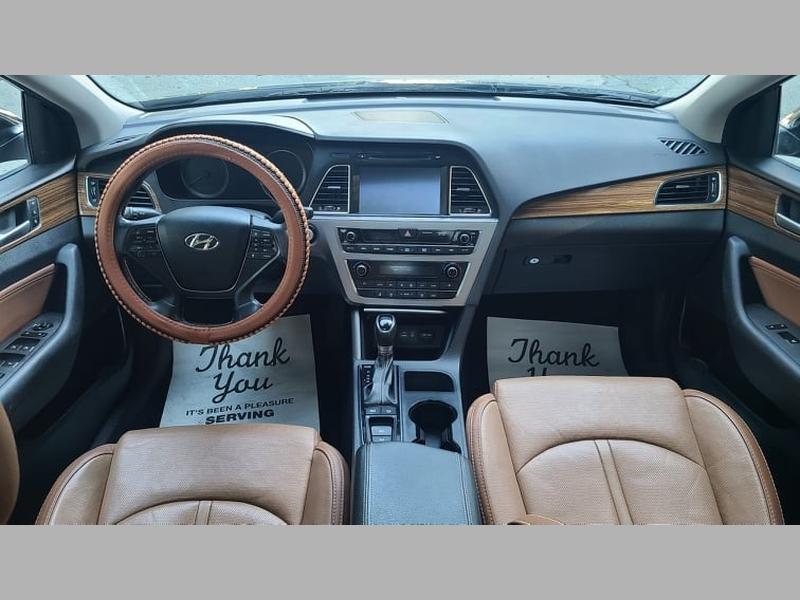 Hyundai Sonata 2015 price $15,500