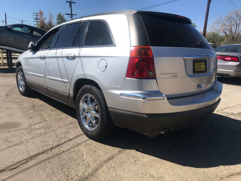 Chrysler Pacifica 2007 price $7,995