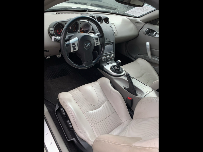 Nissan 350Z 2006 price $8,500