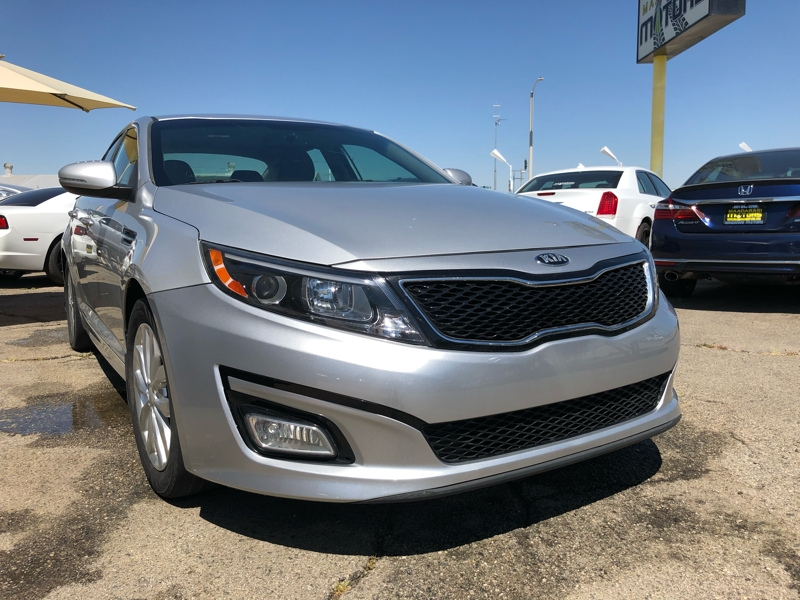 Kia Optima 2015 price $13,995