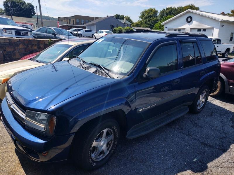 Chevrolet TrailBlazer 2004 price $3,695 Cash