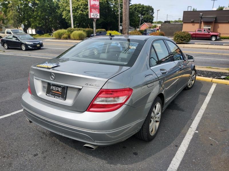 Mercedes-Benz C-Class 2011 price $8,695