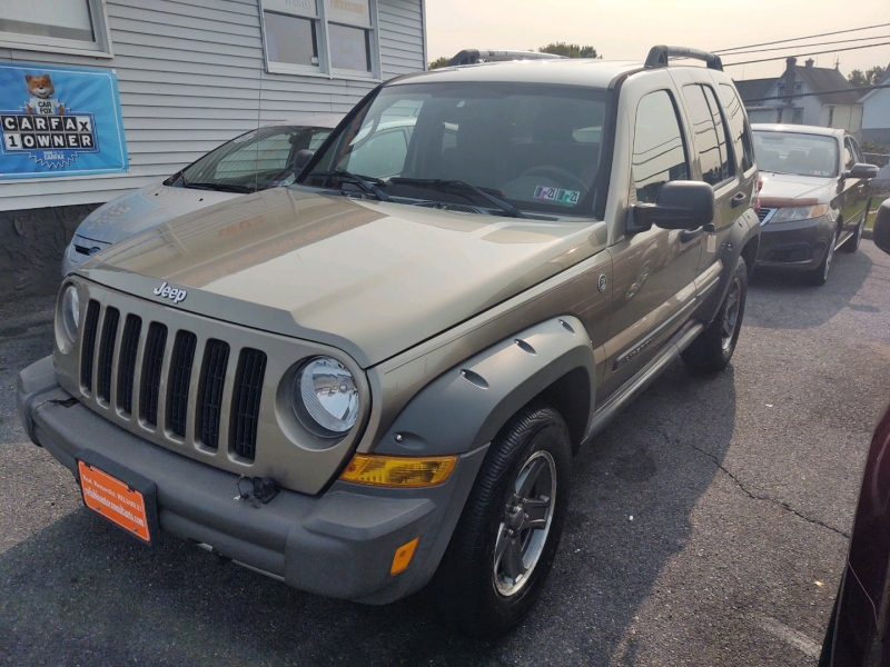 Jeep Liberty 2006 price $4,795