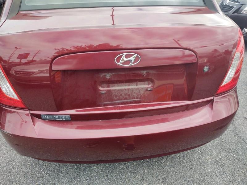Hyundai Accent 2009 price $3,695 Cash
