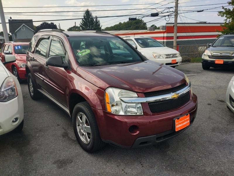 Chevrolet Equinox 2009 price $5,490
