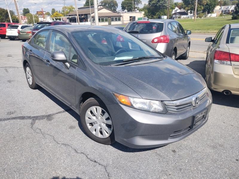 Honda Civic Sedan 2012 price $8,695