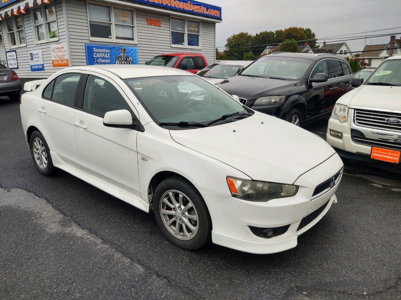 Mitsubishi Lancer 2010 price $4,695 Cash