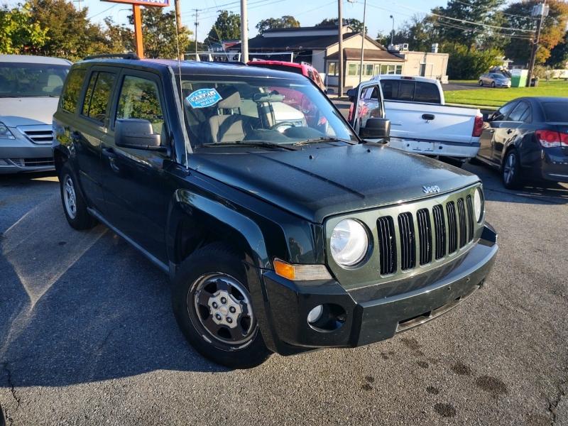 Jeep Patriot 2010 price $6,290