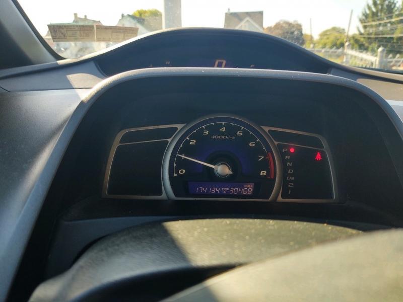 Honda Civic Sedan 2008 price $4,495